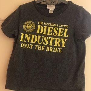 Short sleeve t-shirt for boys, famous designer